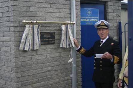 Admiral Sir Neville Purvis