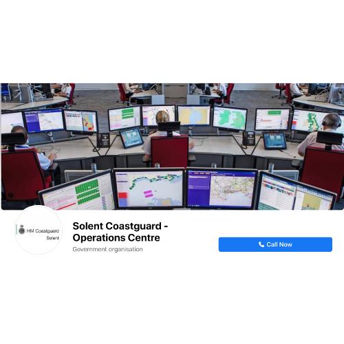 HM Coastguard Solent
