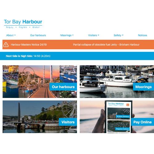 Torbay Harbourmaster