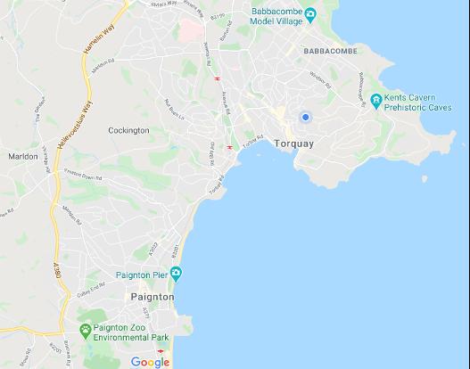 Torbay NCI Location
